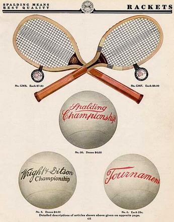 1914 Spalding WD Tournament