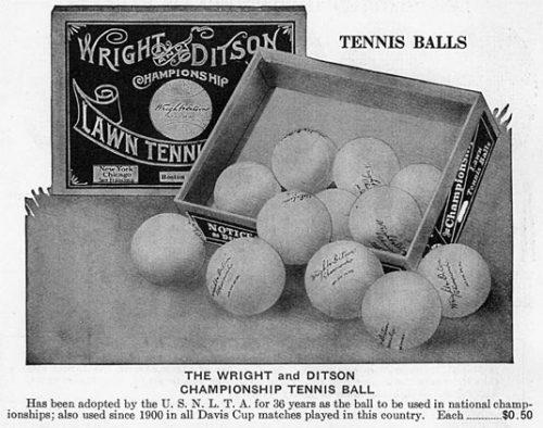 1927 Wright Ditson Box
