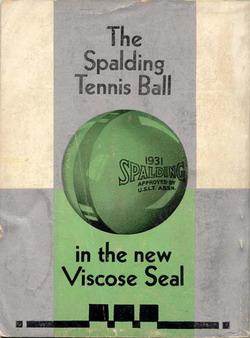 1931 New Viscose Seal