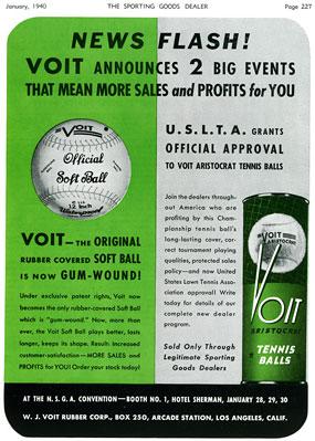1940 Voit