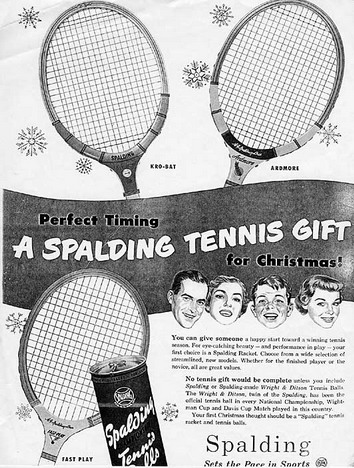 1952 Spalding For Christmas