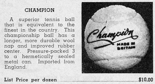 1958 Champion