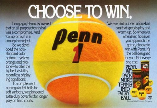 1983 Penn Choose To Win